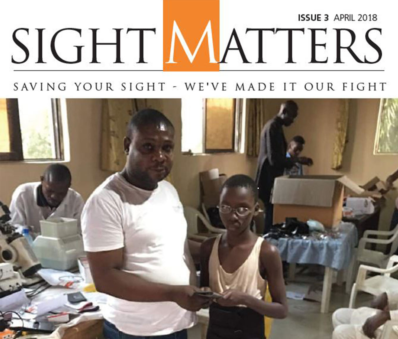 Sight Matters – Issue 3 April 2018