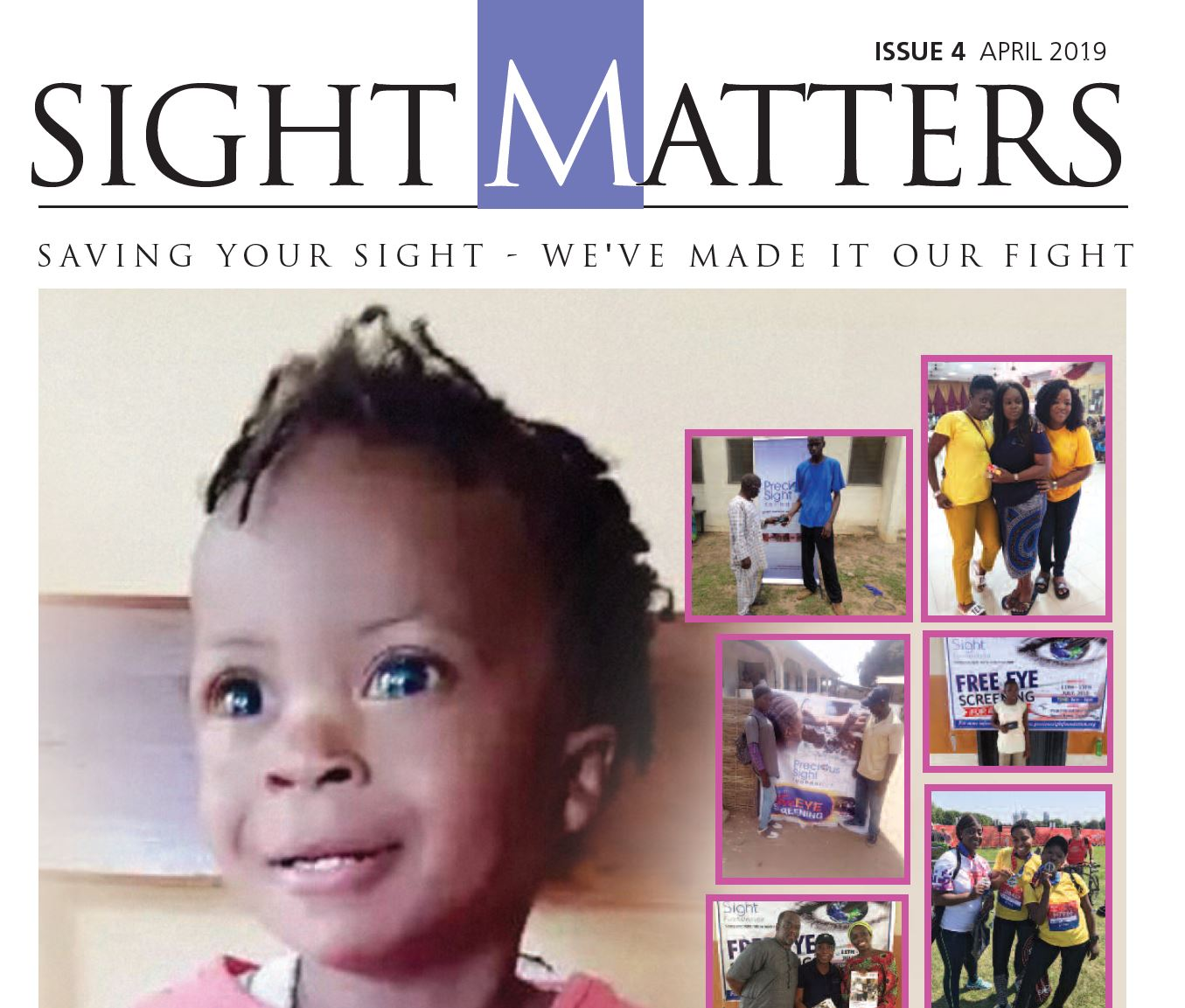 Sight Matters – Issue 4 April 2019